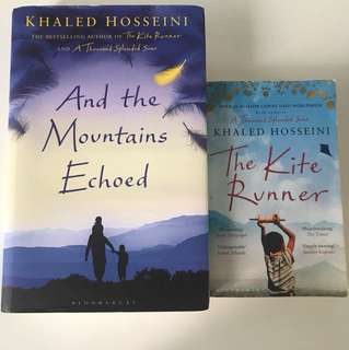 Khaled Hosseini Books