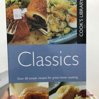 Food Recipes book