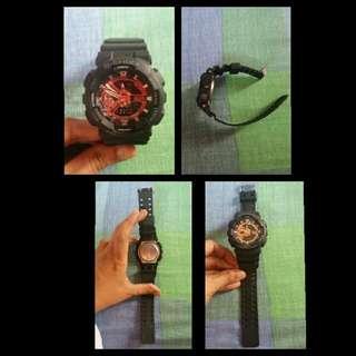 Casio gshock replica watch
