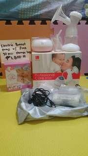 Horigen Breast pump