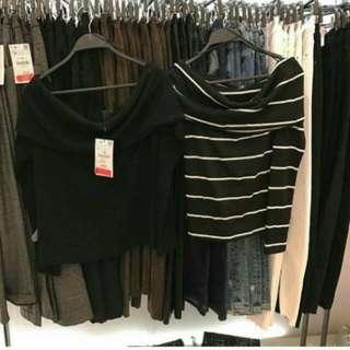 Zara knitt black