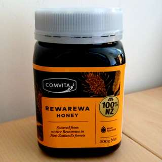 康維他 Comvita Rewarewa Honey