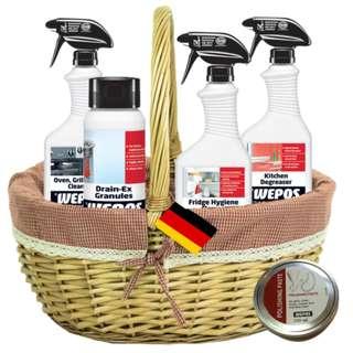 Kitchen Gift Basket Pack
