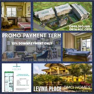 DMCI Homes Affordable Condo at LEVINA PLACE in Pasig City