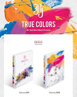 JBJ Album [ TRUE COLOURS ]