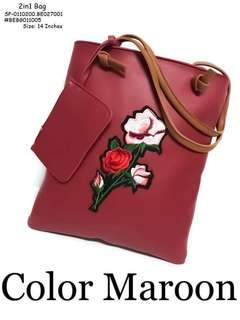 2in1 bag size : 14 inches