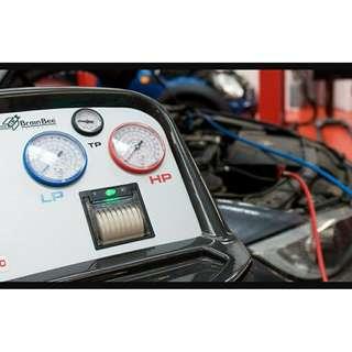 Car Aircon Preventive Service with Brainbee
