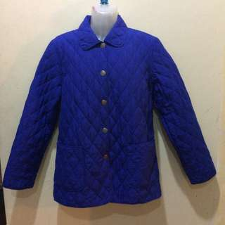 Blue nice jacket