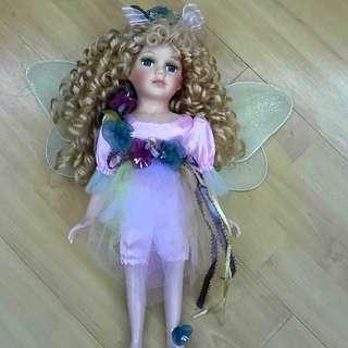 J Misa Porcelain Doll