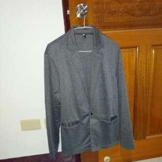 🚚 西裝外套 全新 肩寬45cm