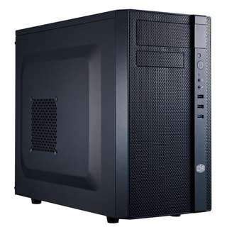 BNIB - Cooler Master N200 - Mini Tower Computer Case with Fully Meshed Front Panel