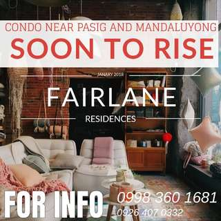 DMCI Homes FAIRLANE RESIDENCES