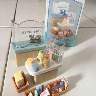 sylvanian / mainan anak / mainan ori / mainan murah / mainan preloved / mainan bekas / mainan second / sylvanian medicine