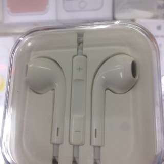 EARPHONE IPHONE ORI GARANSI 1th