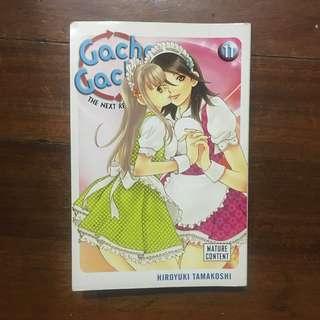 Gacha Gacha Next Revolution Final Volume Manga