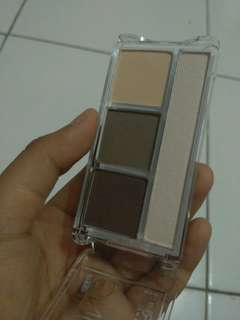 Eye and brow contouring catrice
