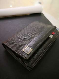 Dunhill Leather Card Holder