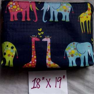 CHARACTERS  ECO BAGS