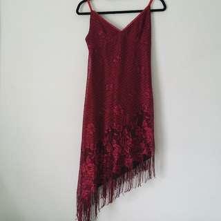 Asymmetric Dress Shimi Dress