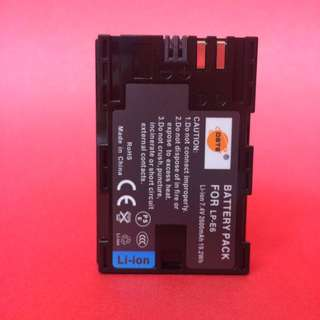 Battery Canon LPE6 (OEM)