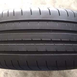 225/40/18 Goodyear Eagle F1 Asymmetric 3 Tyres Sale