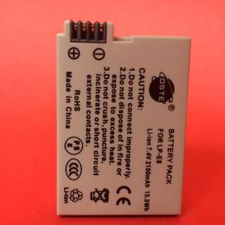 Battery canon LPE8 (OEM)