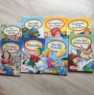 Story Books Ladybird Favourite Tales