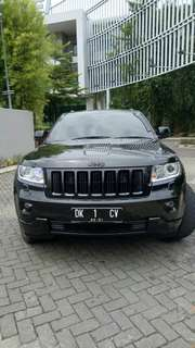 Jeep Grand Ceroke 3.6AT 2012 Perfect Condition