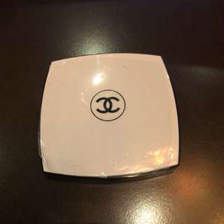 Chanel portable phone charger/compact mirror