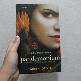 Pandemonium (Delirium #2) Lauren Oliver