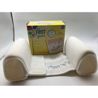 Pre-owned The First Years Air-Flow Sleep Positioner