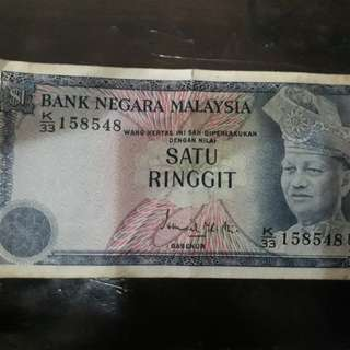RM1.00 Old Notes