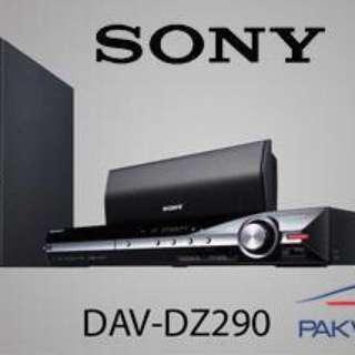 Sony DAV-DZ290K 5.1-Channel MultiSystem DVD Home Theater System
