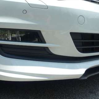 VW Golf MK7 TSI bumper with ORIGINAL Oettinger