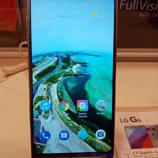 LG G6 Smartphone, Bisa Dicicil Tanpa Kartu Kredit Proses Cepat 30mnt