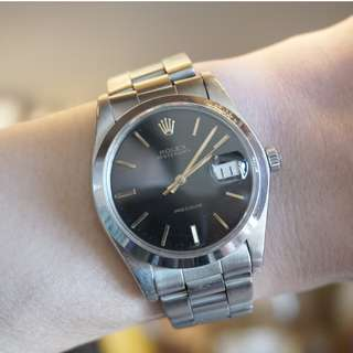 Rolex 6694 Gilt dial & Gold hands for Sale (TswissT)