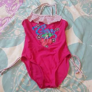 Girl swimsuit