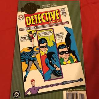 Millenium Edition Detective Comics New Look Edition 2000 #comics #batman
