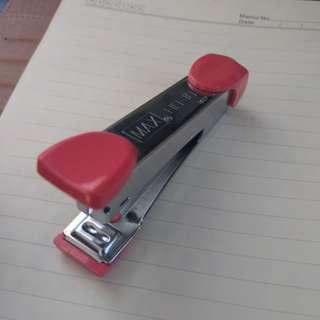 Max HD-10 釘書機