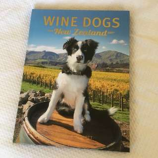 Wine Dogs New Zealand
