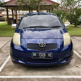Toyota Yaris 1.5 E