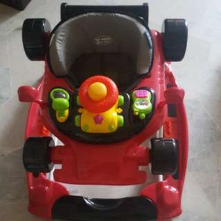 My Dear F1 Baby Walker