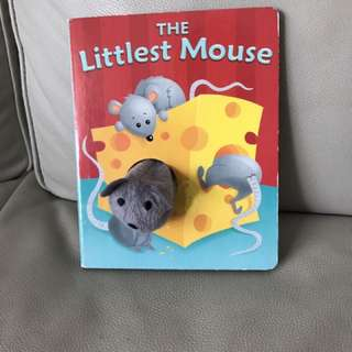 The Littlest Mouse Book
