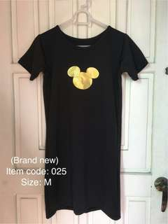 Mickey Mouse Long Shirt
