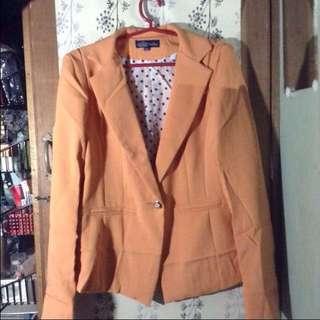 Oversized Korean Blazer