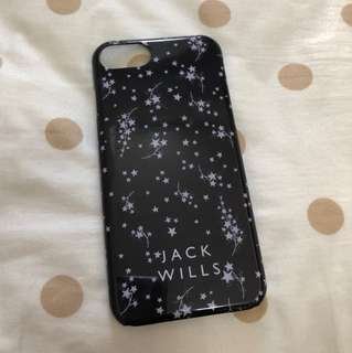 Jack Wills iPhone 7/8 case