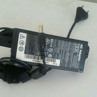 IBM laptop charger 16v..4.5A good condition only $15