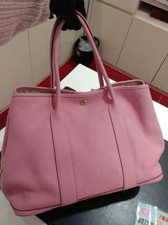 Hermes garden party gp 36 pink
