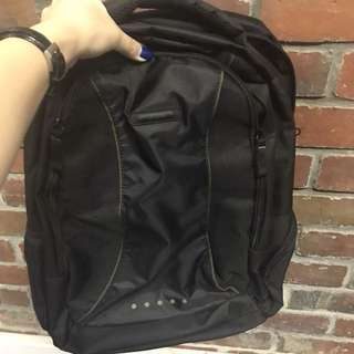 Authentic Targus black backpack