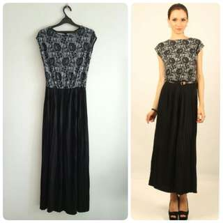 SUPER SALE PREMIUM MAXI LACE EFFECT HIGH END STYLE BY PINKEMMA